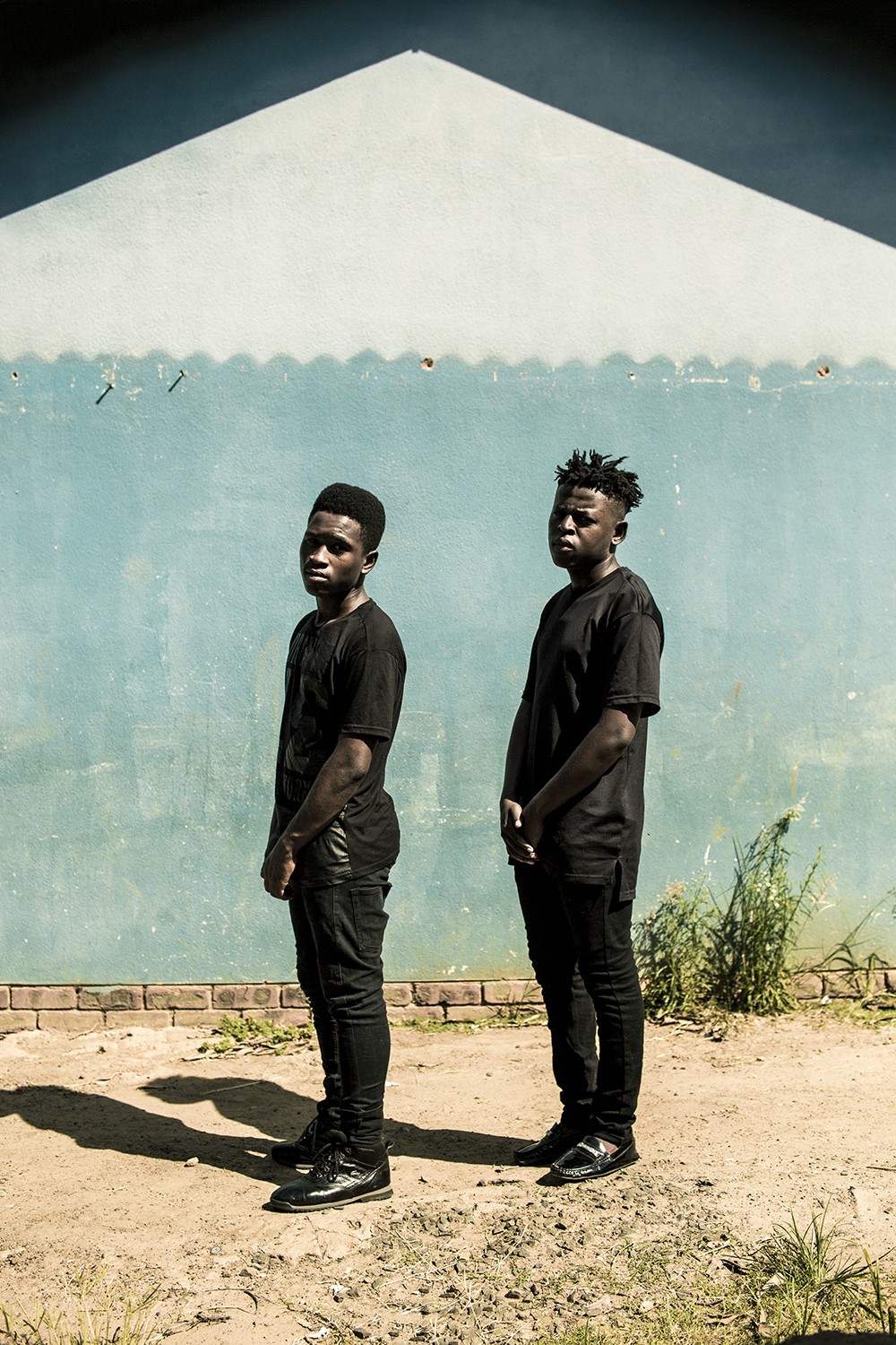 Meet Distruction Boyz: The savvy young producers taking Gqom to a new audience - photography by  - Chris Saunders