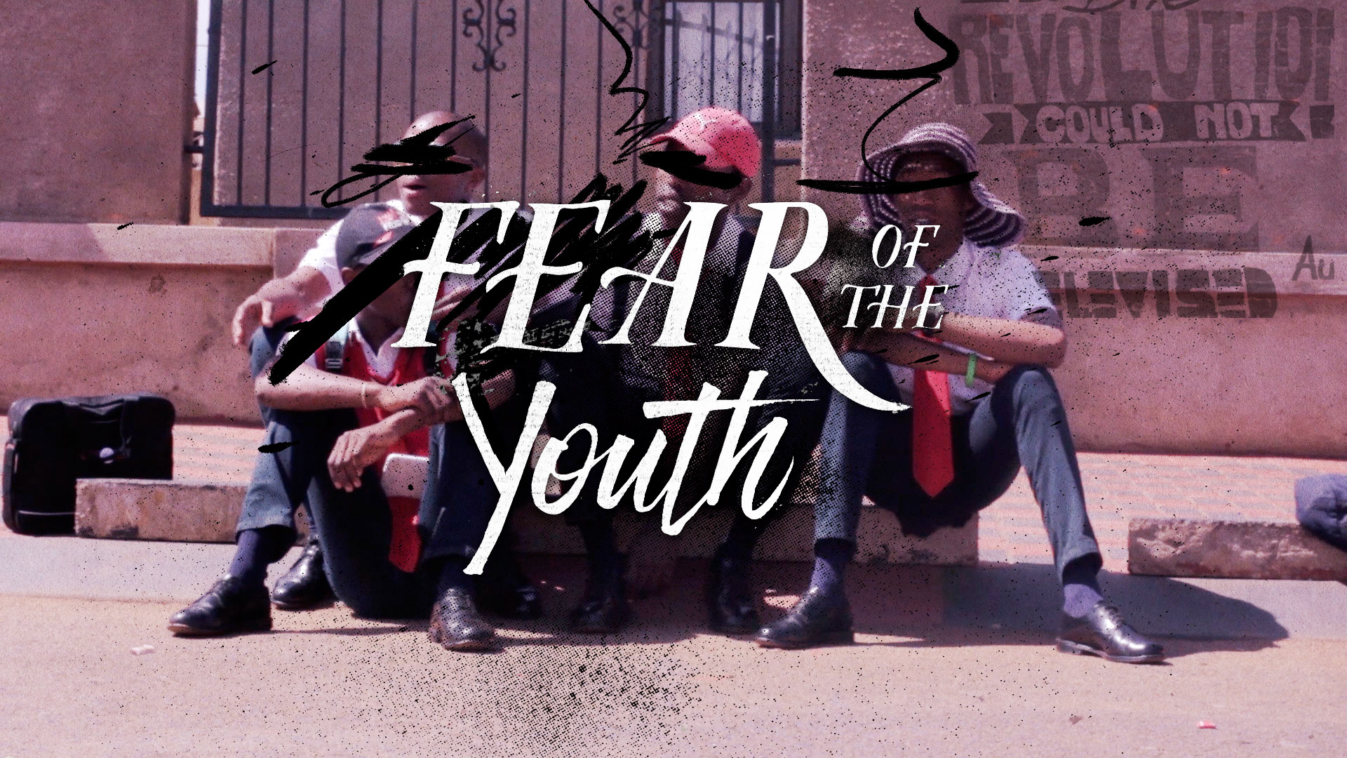 Fear of The Youth Ep4 – high school students weigh in on Fees Must Fall - Cover art by - Lex Trickett