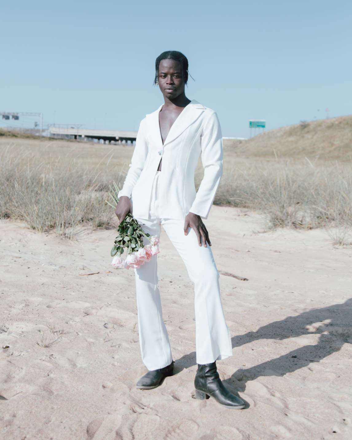 Ib Kamara's portraits of Black possibility - Photography by  - Kristin-Lee Moolman
