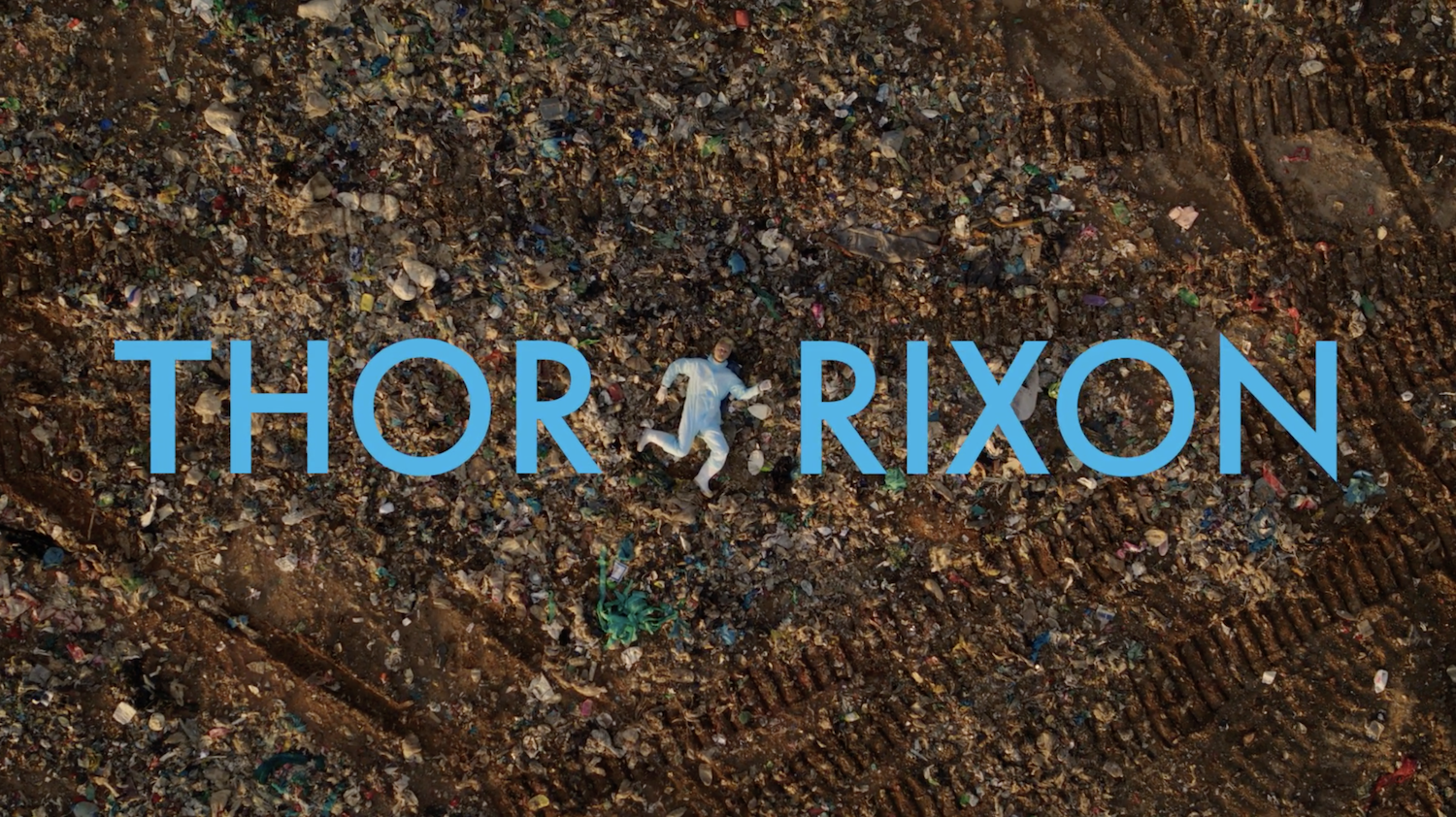 Thor Rixon – Exploring our impact on the world through dance music - Still from 'Our End' Music Video by  - Rob Smith
