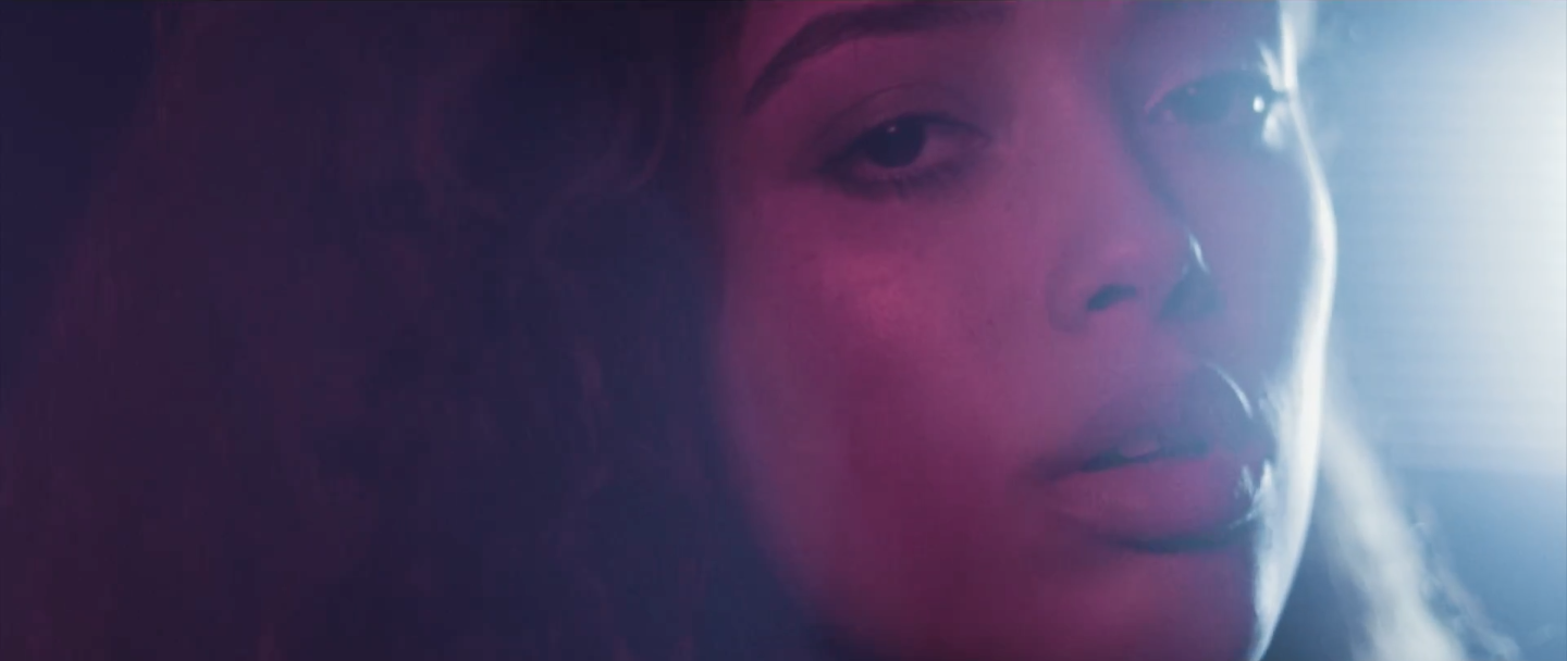 Kaien Cruz gets Dangerous with her Latest Single - Still from