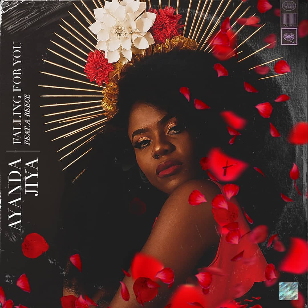 Fall for Ayanda Jiya with Her Latest Single - Cover artwork for  - 'Falling for You'