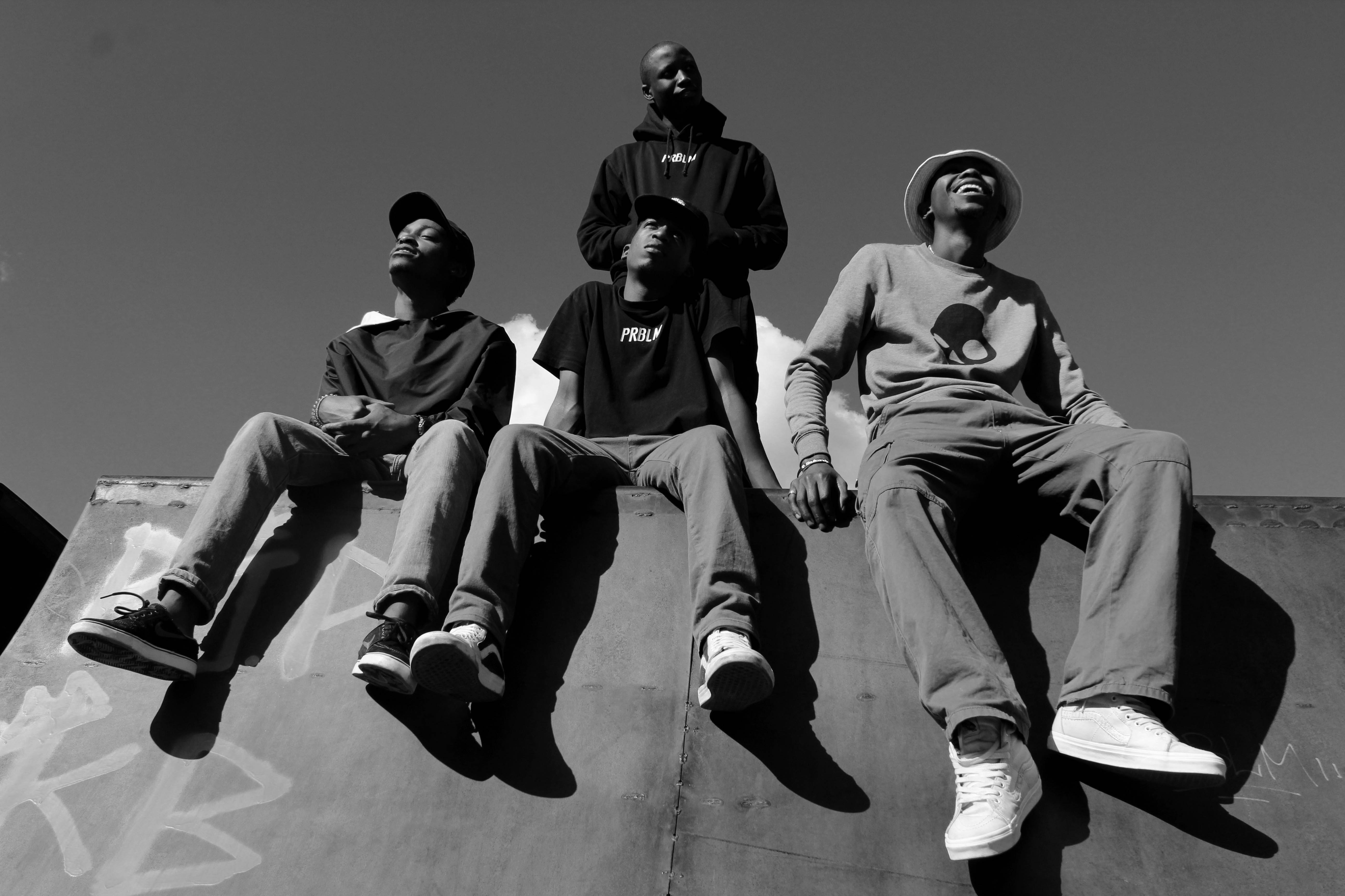 Hope, fighting doubt and rap with 11Eleven - Photography by - Thapelo Mahlangu