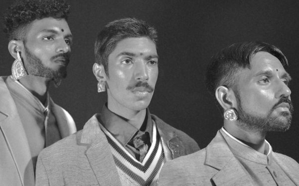 Githan Coopoo, Image from AW18 Byzantine Jewllery Campaign - featuring Prabu Devaraj, Shakil and Githan. Shot by Jarred Figgins copy